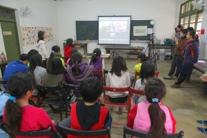 NEC世界兒童自然營