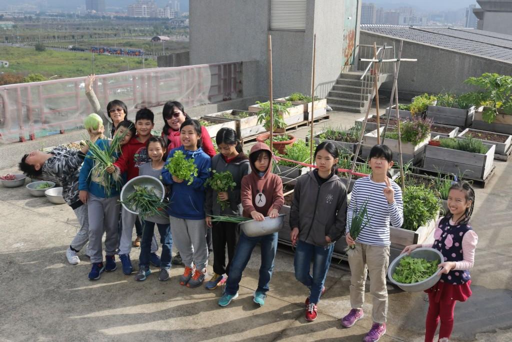 校園食與農-東光國小