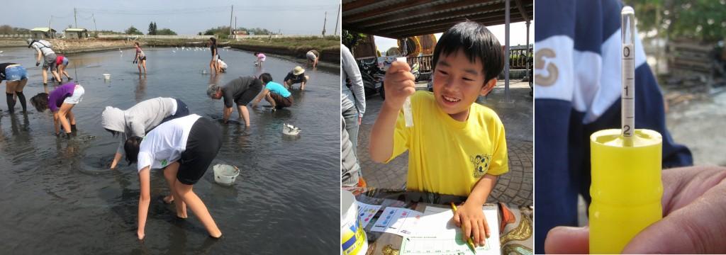 今年推出多項文蛤體驗活動,還可實地走訪魚塭、摸蛤仔。