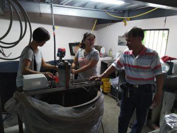 製作高磷鉀液肥